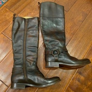 Frye Melissa Harness Boots